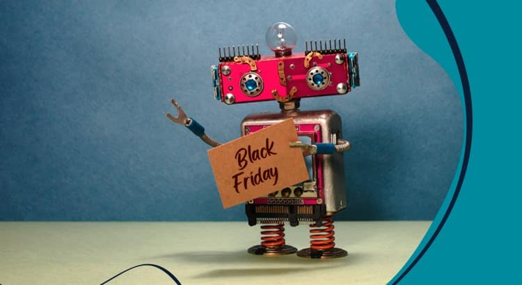 chatbot na black friday